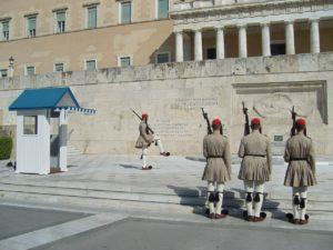 Αθήνα-top μέρη_Φωτογραφία Εύζωνες