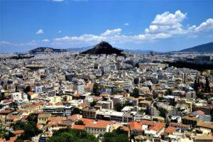 Αθήνα-top μέρη_Φωτογραφία Λυκαβηττός