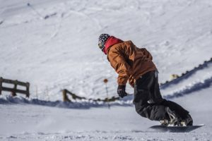 Χιονοδρομικά κέντρα_Φωτογραφία Snowboard