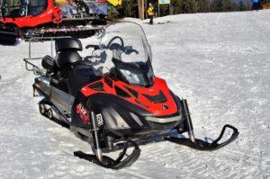 Χιονοδρομικά κέντρα_Φωτογραφία Snowmobile