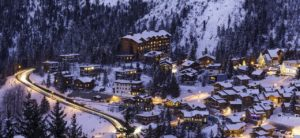 Ski resorts-Φωτογραφία Courchevel