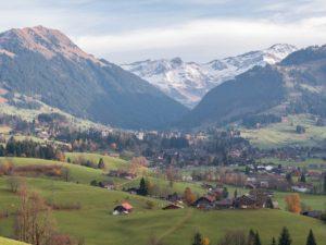 Ski resorts-Φωτογραφία Gstaad