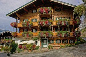 Ski resorts-Φωτογραφία Kitzbühel