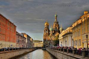 Προορισμοί για τον Φεβρουάριο-Φωτογραφία Αγία Πετρούπολη