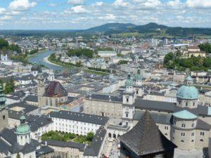 Αυστρία όμορφα μέρη - Φωτογραφία Σάλτζμπουργκ