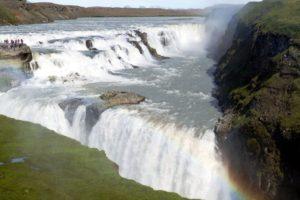 Ισλανδία – ταξιδιωτικός οδηγός - φωτογραφία Καταρράκτες Gullfoss