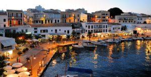 Ισπανία όμορφα μέρη - Φωτογραφία Βαλεαρίδες Νήσοι-Μινόρκα