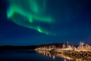 Νορβηγία – ταξιδιωτικός οδηγός - φωτογραφία Βόρειο Σέλας