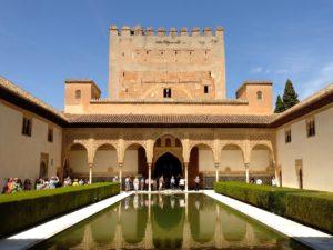 Ισπανία όμορφα μέρη - Φωτογραφία Γρανάδα-Αλάμπρα