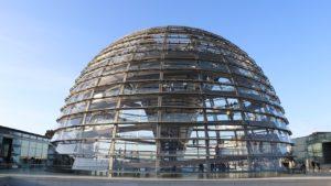 Top 5 Βερολίνο - Φωτογραφία Κτήριο του Ράιχσταγκ