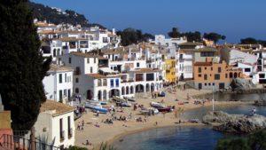 Ισπανία όμορφα μέρη - Φωτογραφία Κόστα Μπράβα