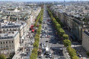 Top 5 Παρίσι - Φωτογραφία Λεωφόρος των Ηλυσίων Πεδίων