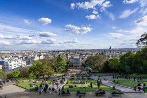 Top 5 Παρίσι - Φωτογραφία Μονμάρτρη