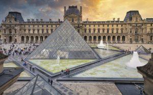 Top 5 Παρίσι - Φωτογραφία Μουσείο του Λούβρου