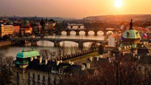 Τσεχία όμορφα μέρη - Φωτογραφία Πράγα
