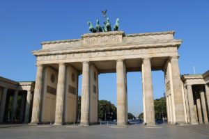 Top 5 Βερολίνο - Φωτογραφία Πύλη του Βρανδεμβούργου