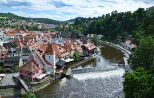 Τσεχία όμορφα μέρη - Φωτογραφία Τσέσκι Κρούμλοβ