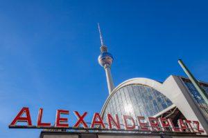 Top 5 Βερολίνο - Φωτογραφία Alexanderplatz