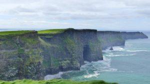 Ιρλανδία – ταξιδιωτικός οδηγός - φωτογραφία Cliffs of Moher
