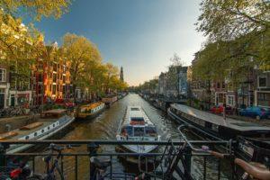 Top 5 Άμστερνταμ - Φωτογραφία Κρουαζιέρα στα κανάλια