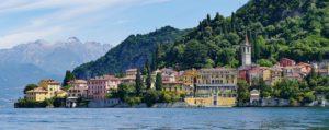 Ιταλία όμορφα μέρη - Φωτογραφία Λίμνη Κόμο