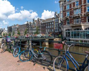Top 5 Άμστερνταμ - Φωτογραφία Νοίκιασε ποδήλατο