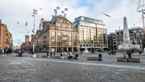 Top 5 Άμστερνταμ - Φωτογραφία Πλατεία Νταμ