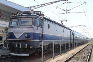 Ρουμανία – ταξιδιωτικός οδηγός - φωτογραφία Τραίνο στη Ρουμανία
