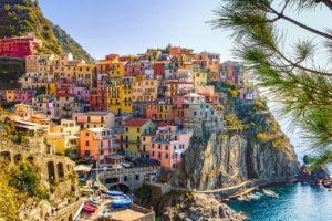 Ιταλία όμορφα μέρη - Φωτογραφία Cinque Terre