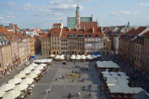 Προορισμοί για τον Ιούνιο-Φωτογραφία Βαρσοβία