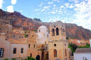Ελλάδα όμορφα μέρη - Φωτογραφία Μονεμβασιά